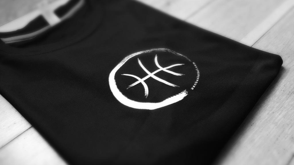 Zen Basketball T-Shirt